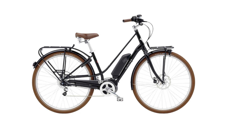 Electra Bicycle Loft Go! 5i Step Thru black
