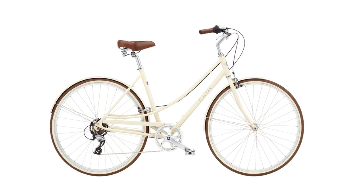 Electra Bicycle Loft 7D Cream