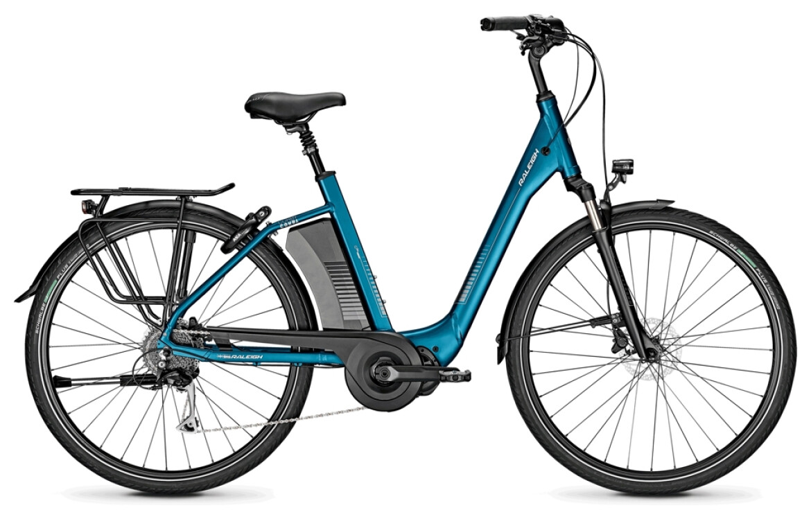 Raleigh CORBY 9 WA    621WH blue
