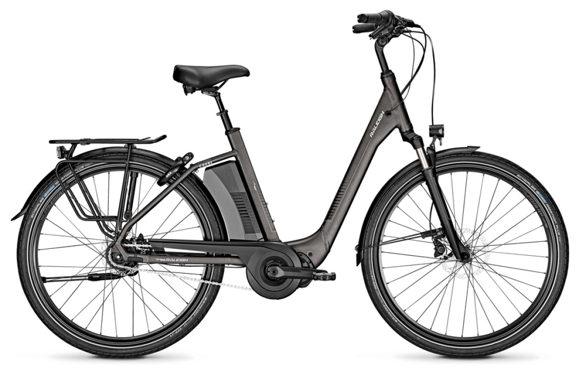 Raleigh CORBY 8 R  60Nm  621WH Gry