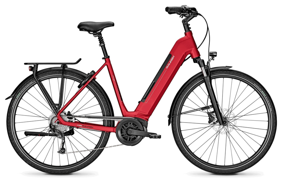 Raleigh Bristol 9 WA Alivio9/43 500W ActiveLinePlus red