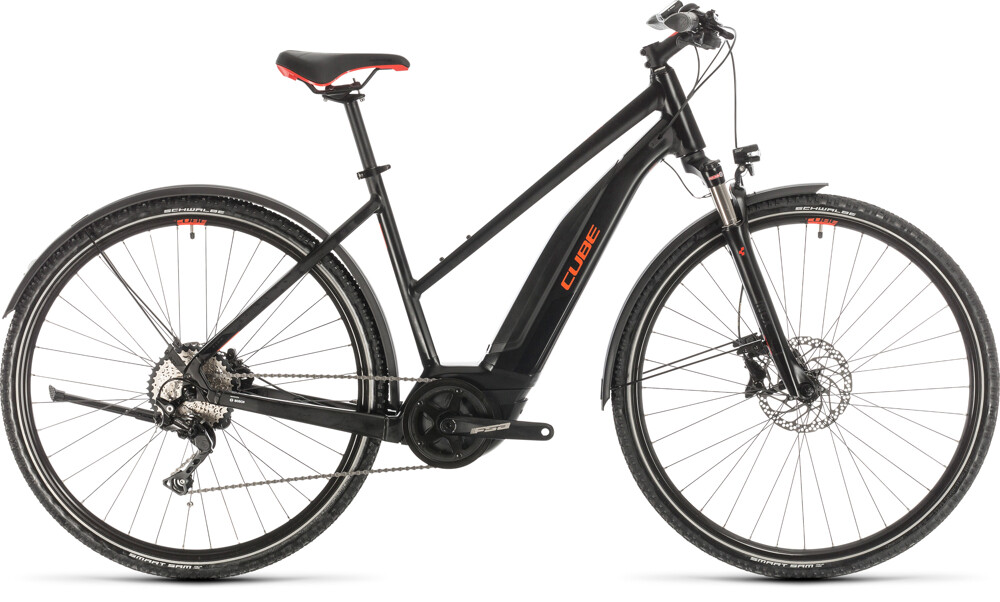Cube Nature Hybrid EXC 500 Allroad Trapez