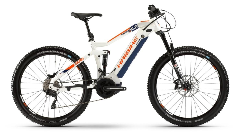 Haibike SDuro FullSeven LT 5.0 weiß-blau