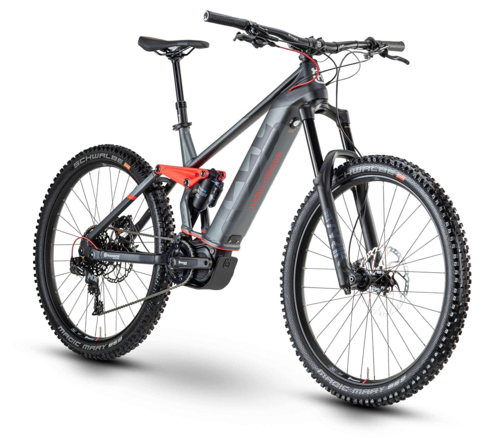 Husqvarna E-Bicycles Hard Cross HC7