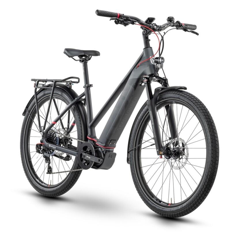 Husqvarna Bicycles Gran Tourer 5 (Trapez)