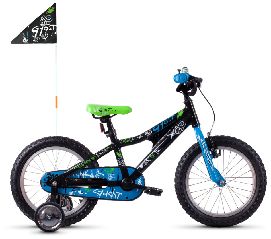 Ghost Powerkid AL 16 black