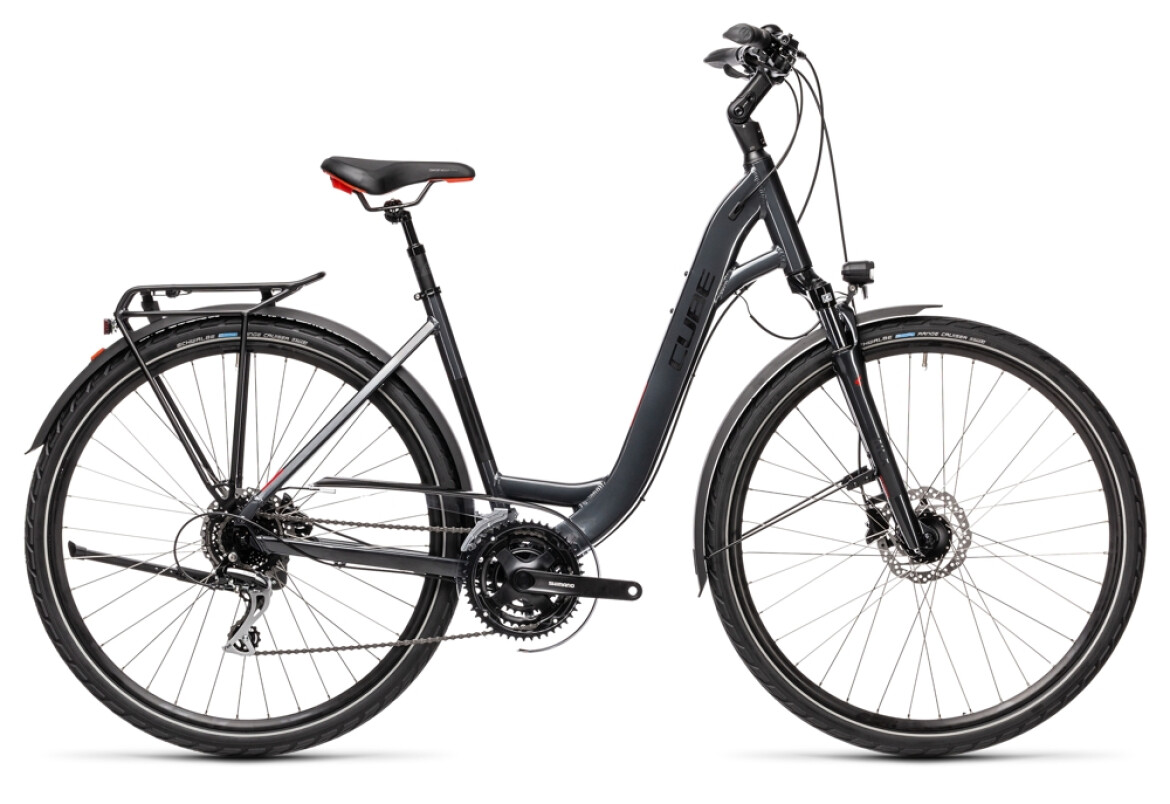 Cube Touring ONE Easy Entry iridium´n´red 2021