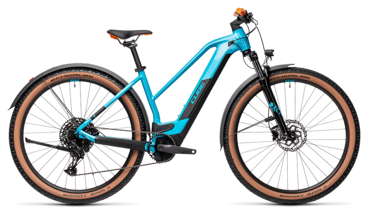 Cube CUBE REACTION HYBRID PRO 625 ALLROAD 2021