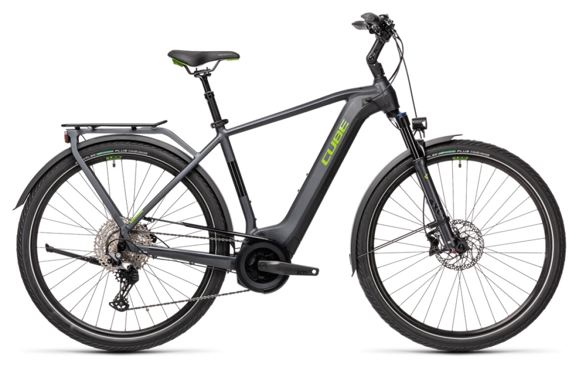 Cube CUBE TOURING HYBRID EXC 625 2021
