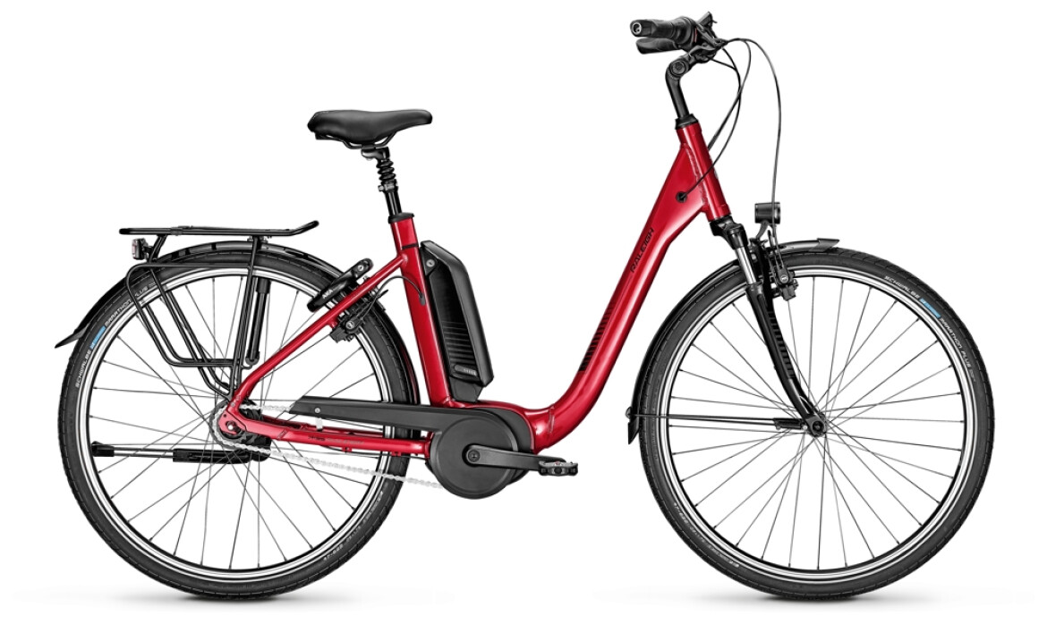 Raleigh Kingston 8 red