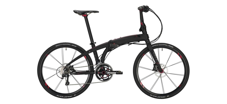 Tern Eclipse X22 Mod.21 black/red
