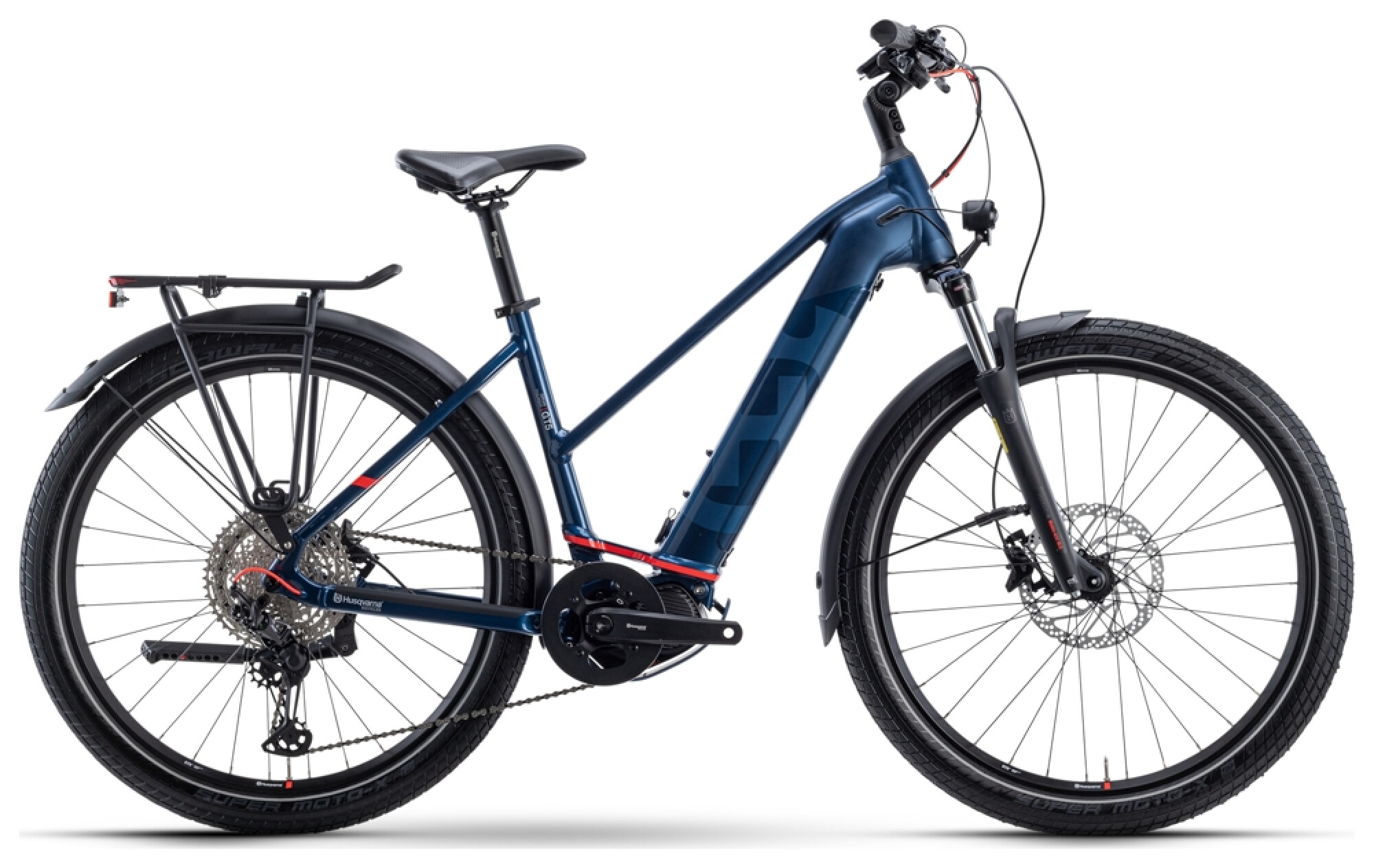 Husqvarna E-Bicycles Gran Tourer GT5  (Lady)