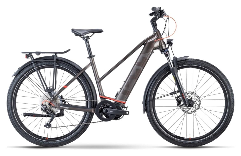Husqvarna E-Bicycles Gran Tourer 4 (Damen/Trapez)