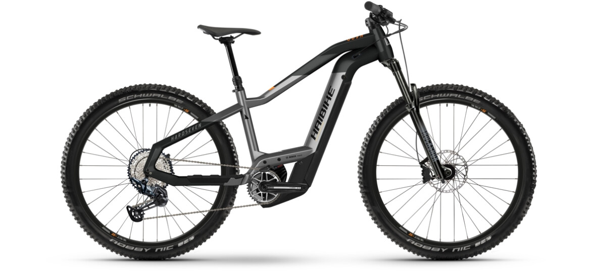 Haibike HardSeven 10 i625Wh 12-G Deore