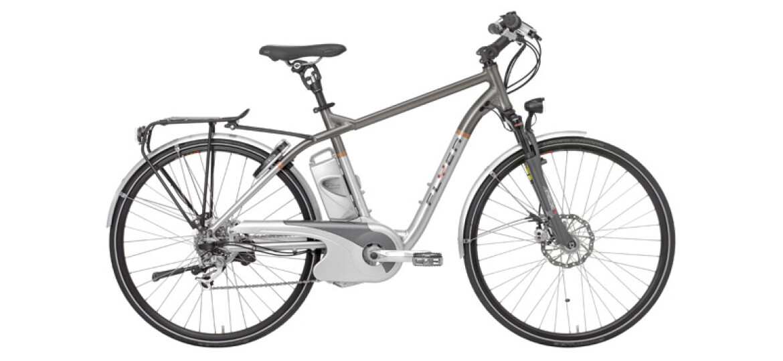 FLYER Biketec S-Serie