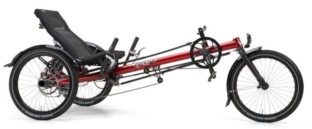 Hase Bikes Kettwiesel Alu Linear