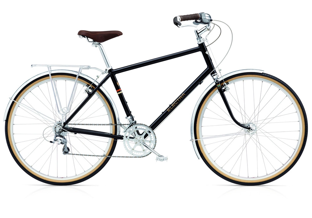Electra Bicycle Ticino 20D