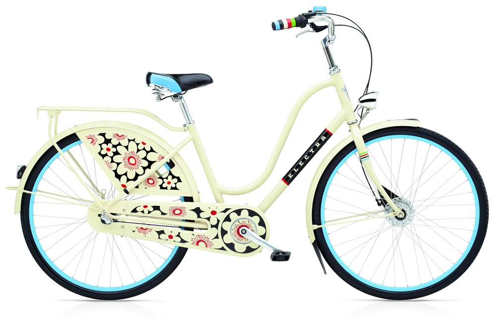 Electra Bicycle Amsterdam Bloom 3i