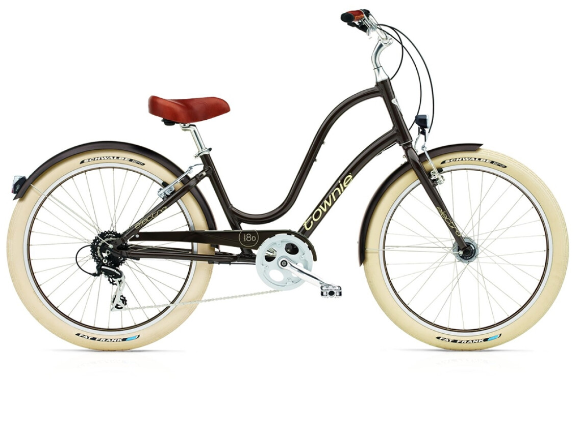 Electra Bicycle Townie Ballooon 8 D EQ