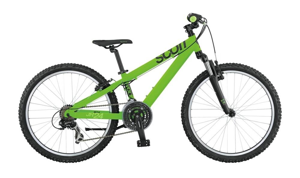 Scott Voltage JR 24 Zoll black/green
