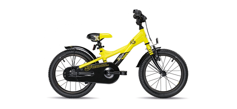S´cool XXlite 16 gelb/schwarz