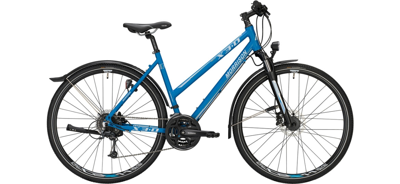 Morrison X 3.0 Crossbike für Damenrad jetzt günstig kaufen bei Henco.