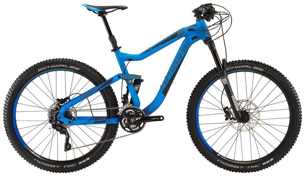 Haibike QAM 7.10 Blue/Black M
