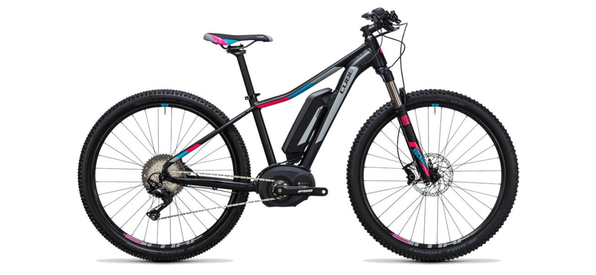 Cube Access WLS Hybrid Race 500Wh