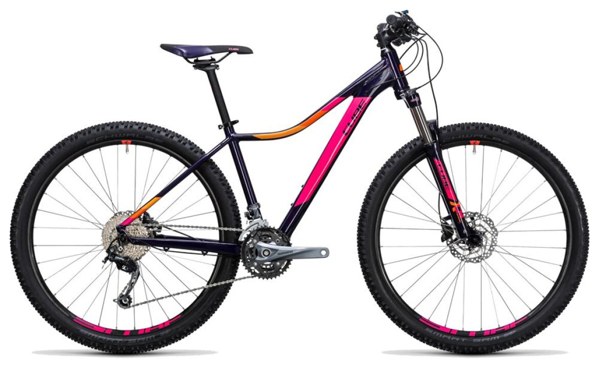 Cube Access WLS Pro 29 aubergine´n´pink