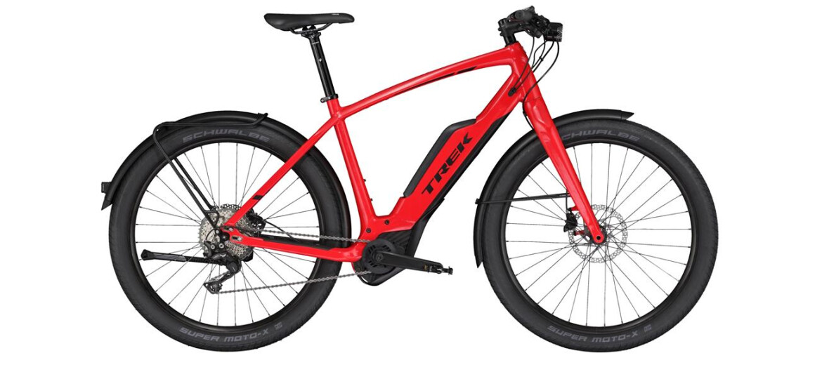 Trek Super Commuter 8 +