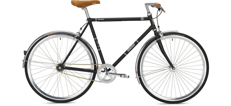 Falter Falter Classic Bike Café Racer Azurblau