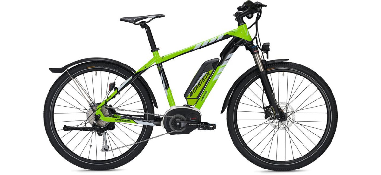 Morrison E-Bike Cree 1 S  2017