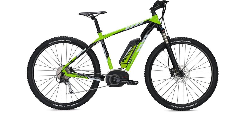 Morrison E-Bike Cree 1  2017