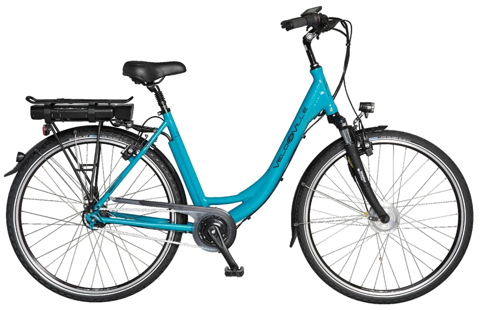 e bike velo de ville cea90 8 gg shimano nexus r cktritt. Black Bedroom Furniture Sets. Home Design Ideas