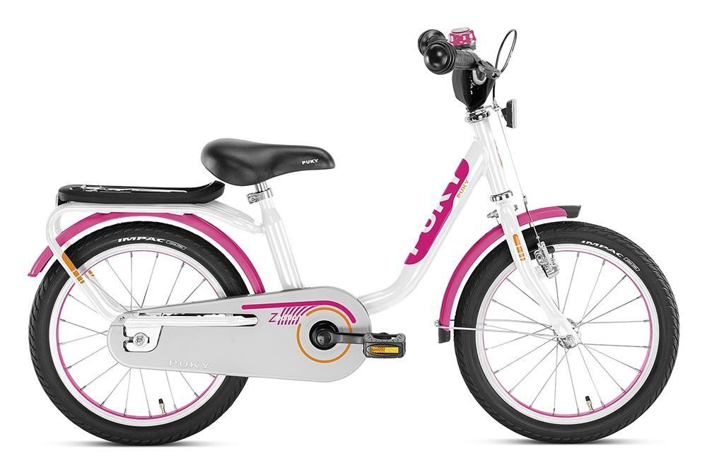 Puky Z 6 Edition Weß/Pink