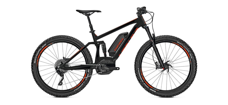 Univega RENEGATE E-Bike MTB Fully mit Bosch Performance-CX  Motor, 11- Gang