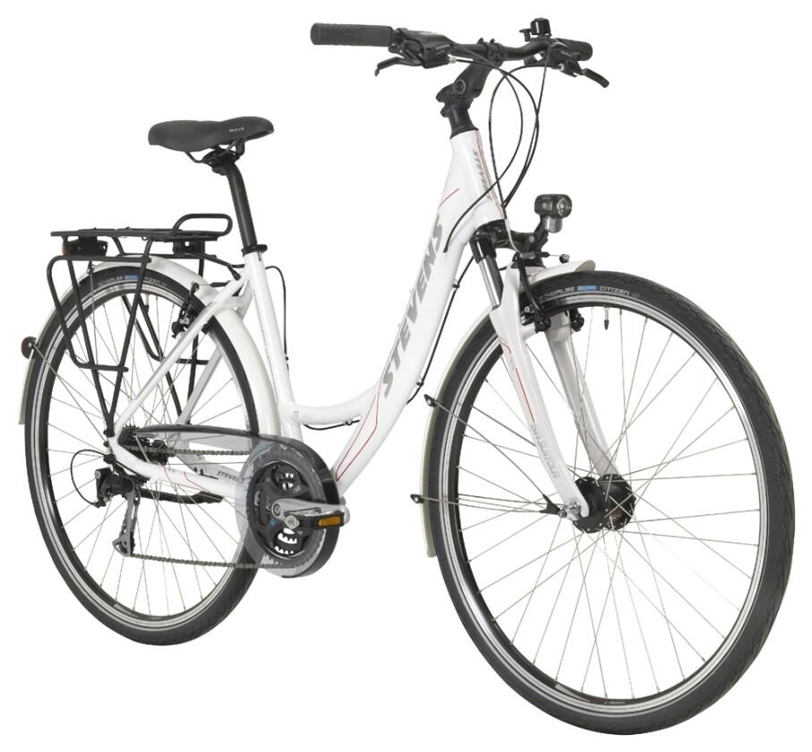 Stevens JAZZ, Damen-Citybike mit bewährtem Shimano-Komplett-Antrieb