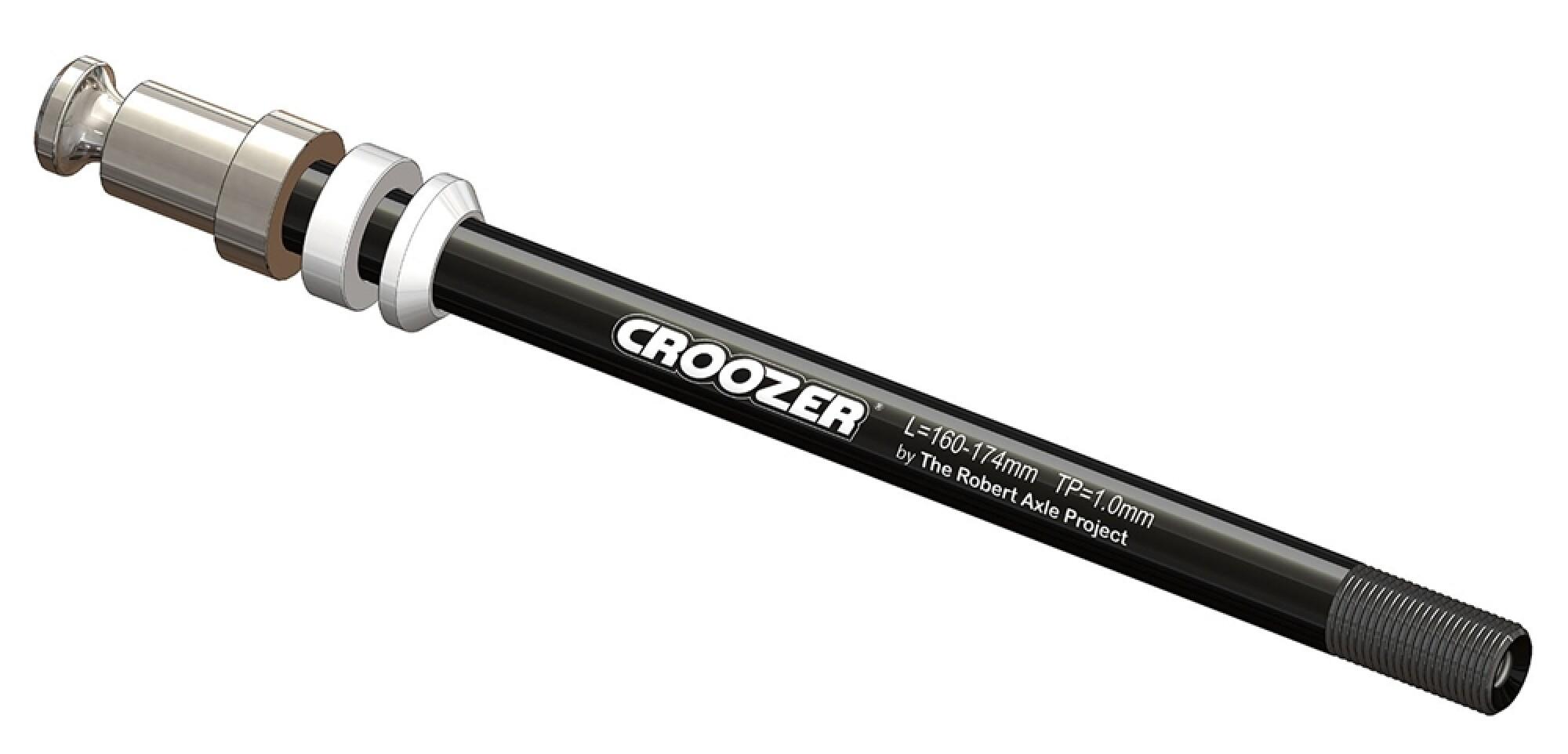 zubeh r teile croozer croozer kupplung click crooz. Black Bedroom Furniture Sets. Home Design Ideas