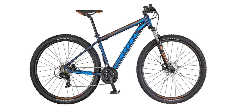 Scott Aspect 960 blue/orange