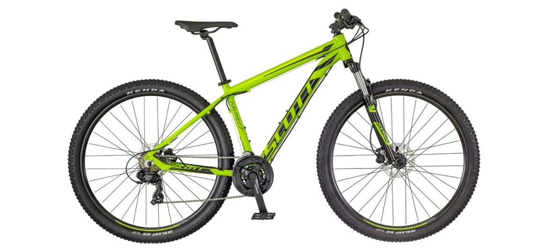 Scott Aspect 960 green/yellow