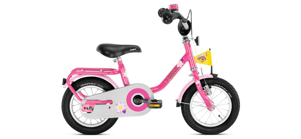 kinderrad puky z2 lovely pink 12 zoll fahrrad imle. Black Bedroom Furniture Sets. Home Design Ideas