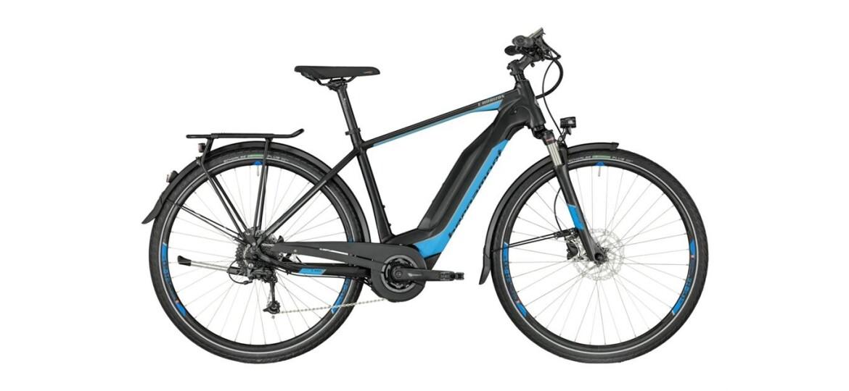 Bergamont E-Horizon 7.0 500 Gent blau-schwarz 2018