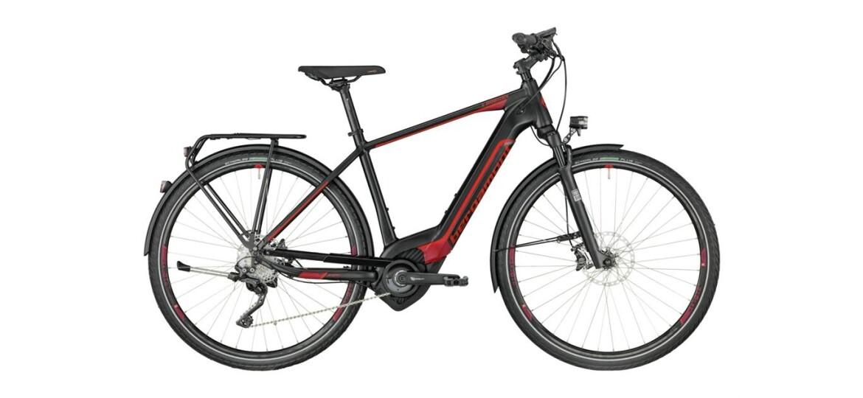 Bergamont E-Horizon Elite Herren black-red 2018