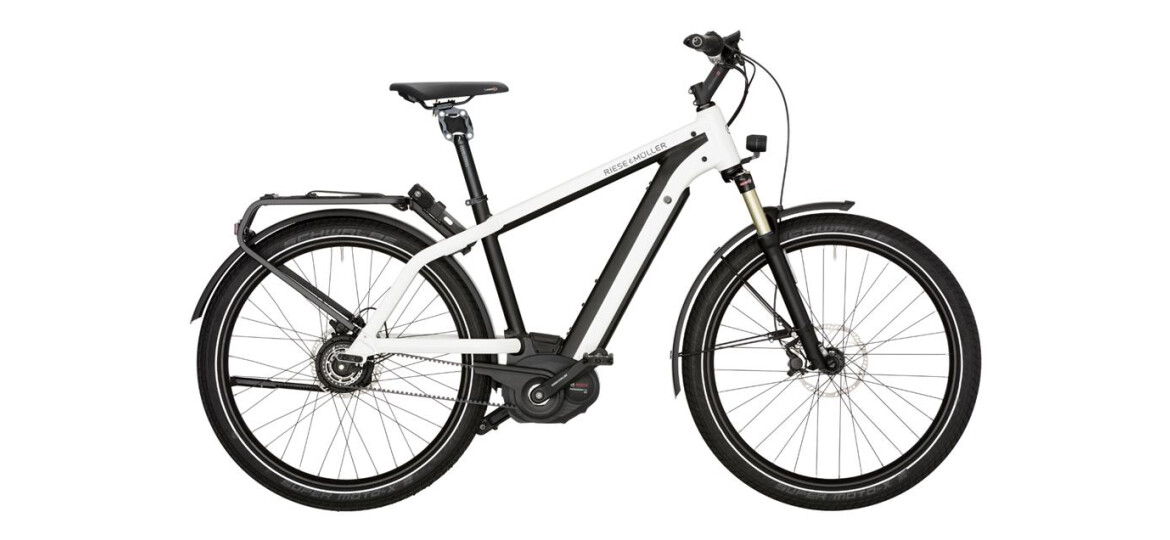 Riese und Müller New Charger GH nuvinci (1000 Wh)