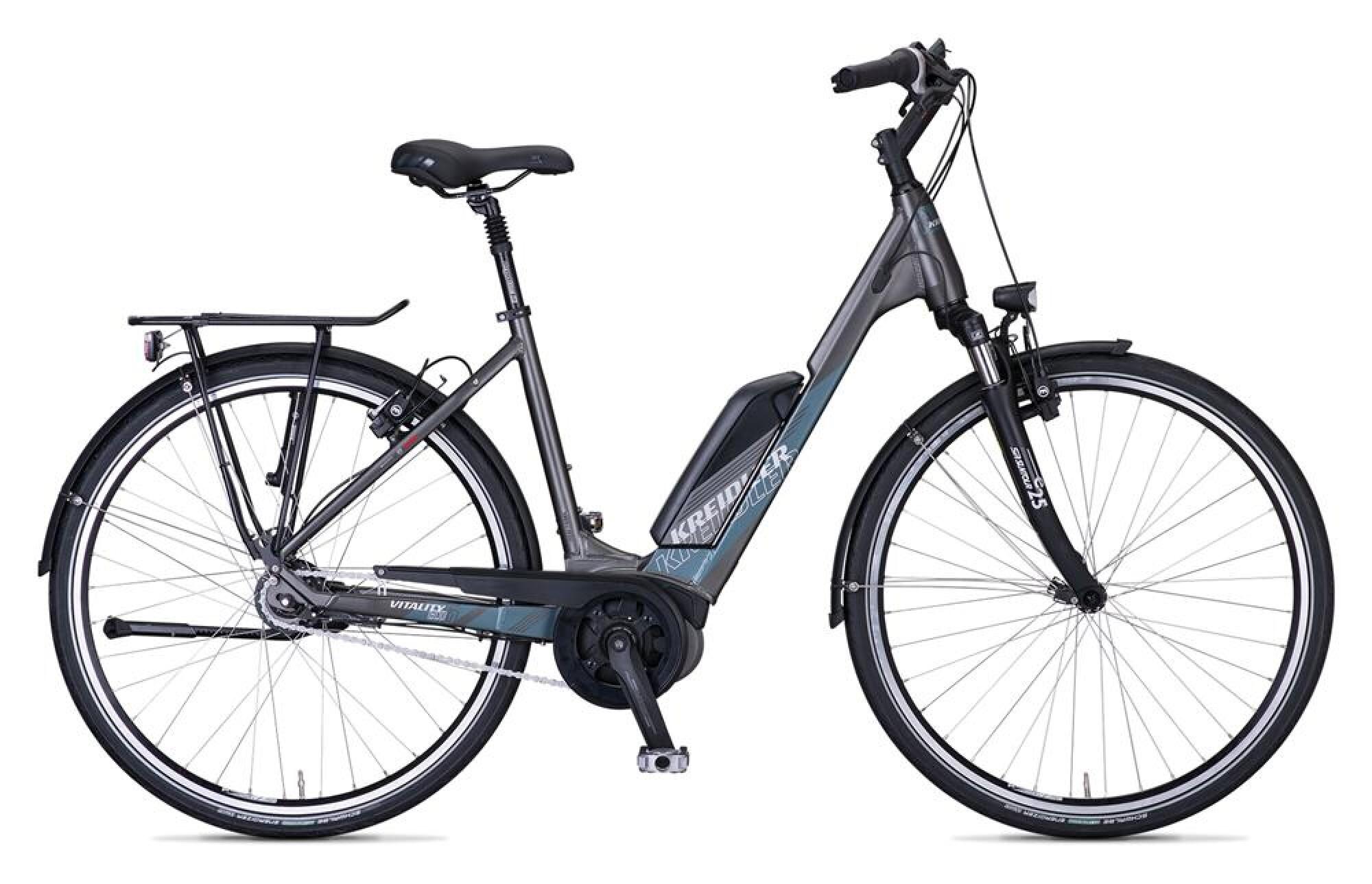 e bike kreidler vitality eco 6 r cktritt 2018 bei onbikex. Black Bedroom Furniture Sets. Home Design Ideas