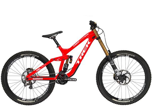 TREK - Session 9.9 DH 27.5 Race Shop Limited
