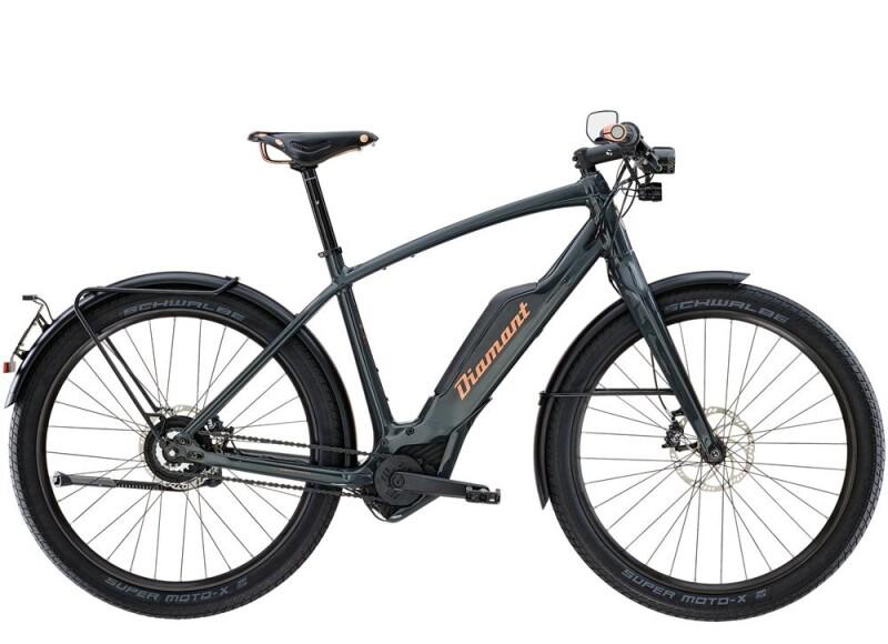 Diamant Zouma Elite+ S Citybike