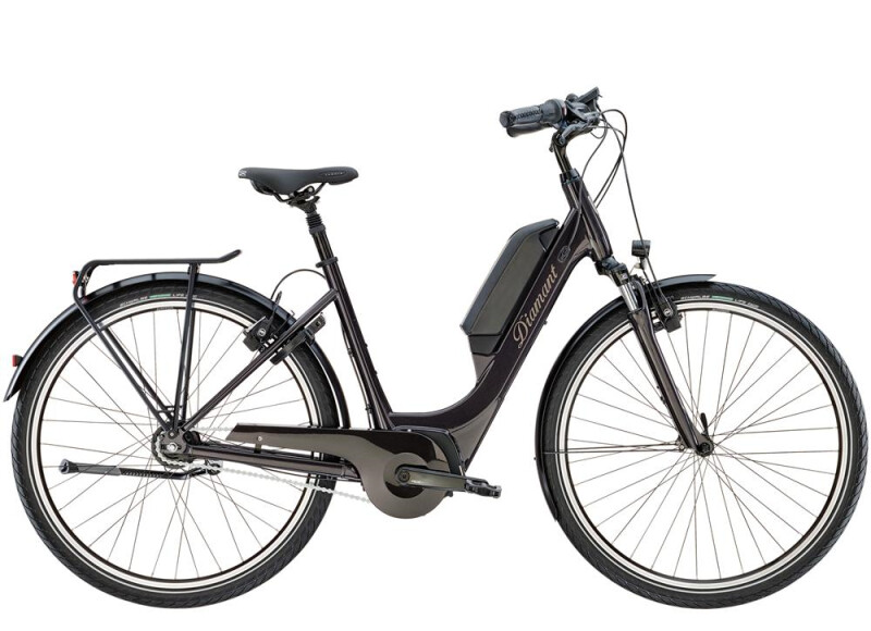 Diamant Achat Deluxe+ DT E-Bike