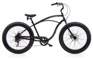 ELECTRA BICYCLECruiser Lux Fat Tire 7D Men's