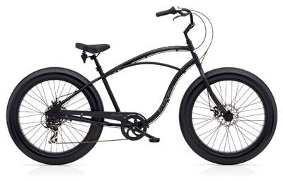 Electra Bicycle Cruiser Lux Fat Tire 7D Men's